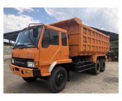 Mitsubishi Fuso tronton 6x4 FN527MS dumptruck 2014 MULUS