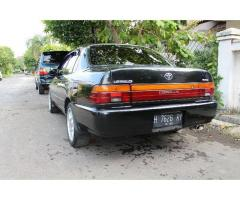 Toyota Great Corolla 1.6 SEG Manual  (Built Up Retract)