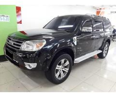 Ford Everest Limited Edition XLT AT Diesel Th 2012