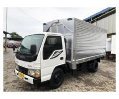 Isuzu elf 125ps HD/NKR71HD wingbox 2011