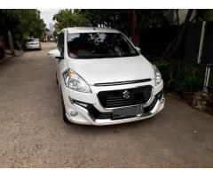 Ertiga DREZA MT 2016 Putih Good ConditioN