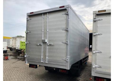 Dyna 130XT LONG box alumunium JUMBO 2012