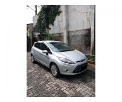 ford fiesta 1.4 trend 2011 Automatic