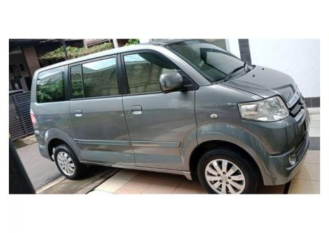 Suzuki APV GX 1.5 2012 Manual