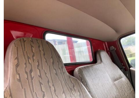 Toyota Dyna 130HT losbak 2012 MULUS