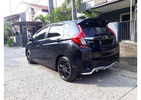Honda Jazz RS Lmtd EditioN 2016 Hitam Good  Condition