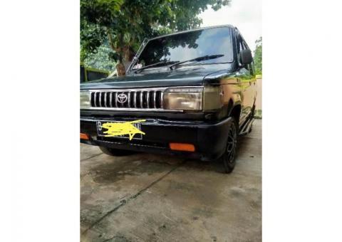 Mobil siap pakai, Kijang Rover 1991