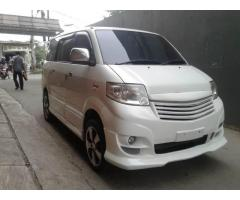 Suzuki APV Arena SGX MNL Luxury VR.17 Th2010 Putih