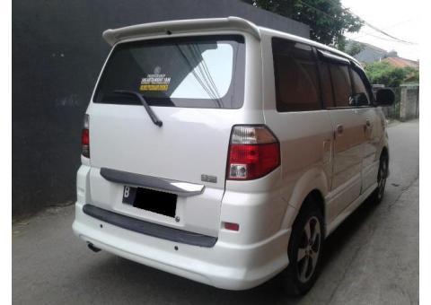 Suzuki APV Arena SGX MNL Luxury VR.17 Th2010 Putih