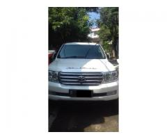 Toyota Landcruiser V8 Th 2008 low km