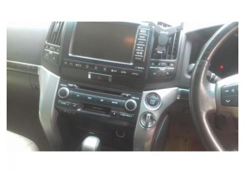 Toyota Landcruiser V8 Th 2008 low km