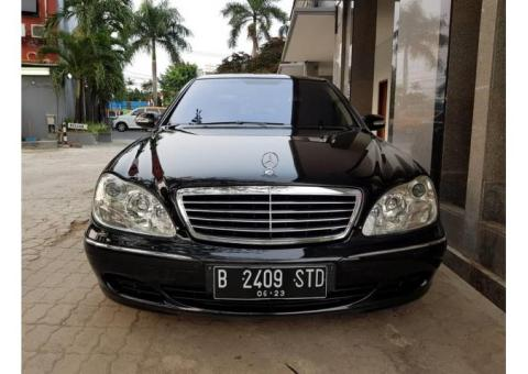 S 500 L Th 2003 Facelift