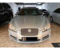 Jaguar XF 3.0L NIK 2011 Silver KM19Rb Full Original