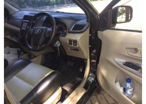 Toyota Avanza 1.3 G matic thn 2014 akhir bln 11 warna Hitam Ors