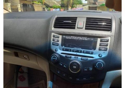 Honda Accord Tahun 2007 VTi-L Manual