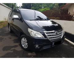 Toyota inova G diesel 2.5 manual th 2014/2015 istimewa