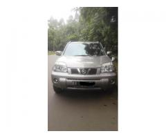 Nissan Xtrail ST 2008 AT Warna Abu abu metalik