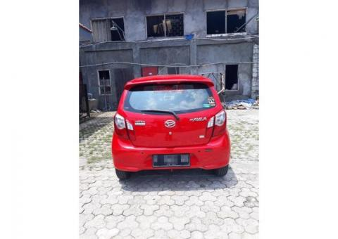 Daihatsu AYLA 2017. KM Rendah - Jarang dipakai