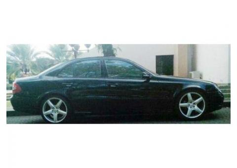 Mercedes Benz E200/ W211 Kompresor Facelift th 2008