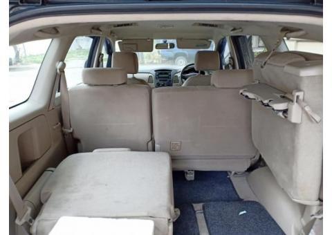 Innova nopol ganjil LGX tahun 2010 Pajak sampai Februari 2020 Diesel