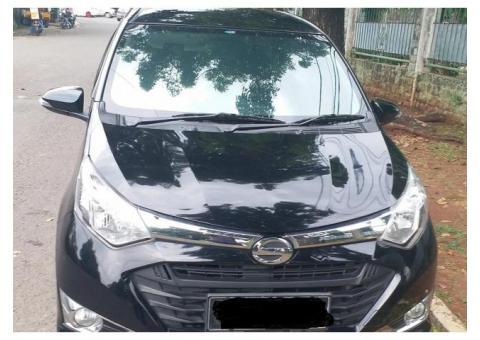 Daihatsu Sigra Type R 2017 Hitam. Transmisi Otomatis. Mulus, Terawat, Harga Nego
