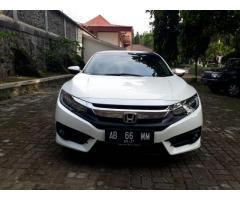 Honda Civic Turbo 2016