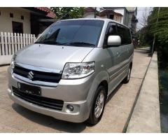 APV GX Arena Mt thn 2017 SilveR Good Condition
