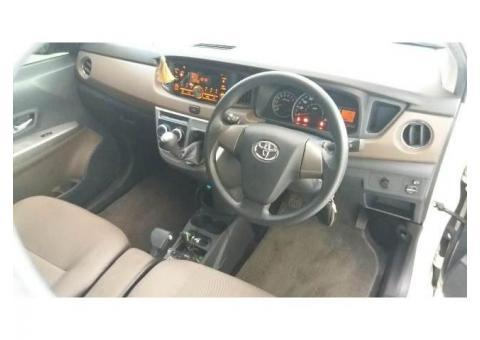 Toyota Calya 1.2 G Manual Th 2016 Wrn Putih, KM 19ribuan, pajak hidup sd Okt 2019