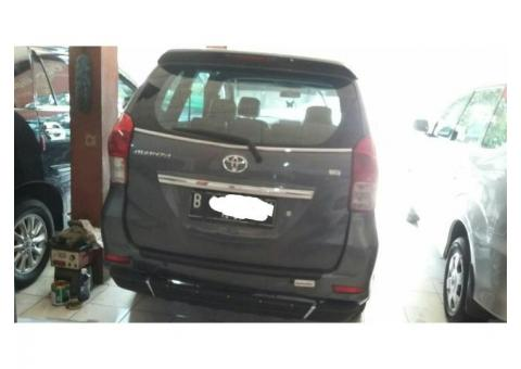 Toyota avanza G m/t 2011/2012. Dp 7 jt