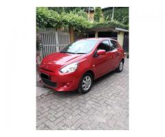 Mirage gls tgn 1 km 75 rb  2013 Automatic exterior & interior full original