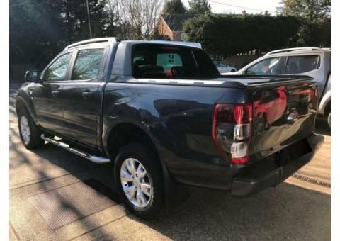 Ford Ranger Tahun 2015 Manual Fuel Diesel