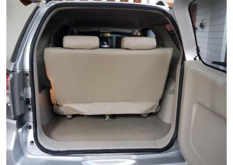 Toyota rush S manual 2012 istimewa tangan 1