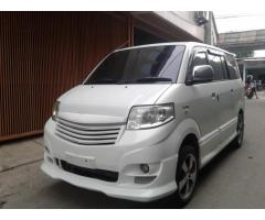 Suzuki APV Arena SGX MNL Luxury VR.17 Th2010 tdp10.5 Putih mutiara,