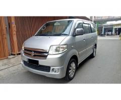 Suzuki APV SGX Arena Manual Th2009 tdp10.5 Silver Met,