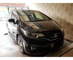 Honda jazz RS manual th 2014/2015 tangan 1 Km4rb