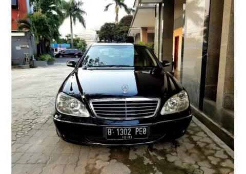 S 350 L Th 2004