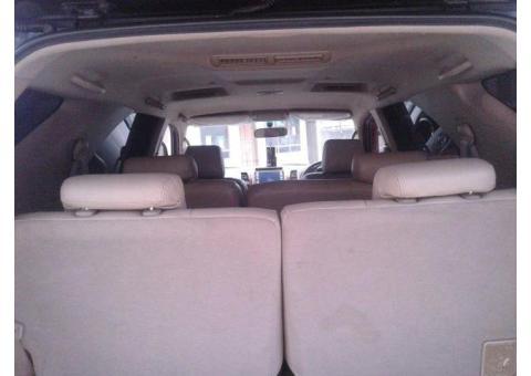 Toyota Fortuner G DieseL Luxury AT Th2010 Hitam Metalik ISTIMEWA TERAWAT!