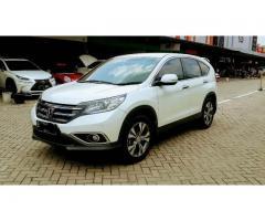 Honda crv 2.4 prestige 2014 w