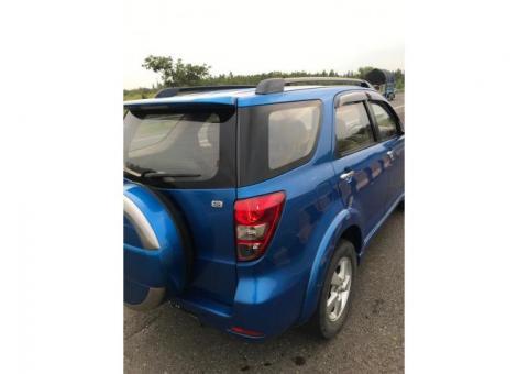 Dijual 1 tangan dari baru A/n sendiri Toyota Rush thn 2007 Automatic type S