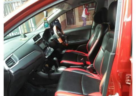 Jual Honda BRV Prestige CVT 2017