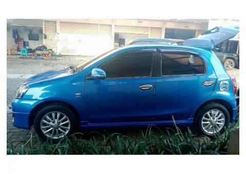 Toyota Etios Valco G 2015 DP 10