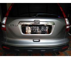 Honda CRV 2.4 2009