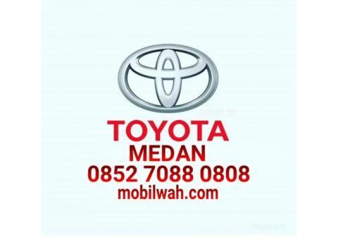 promo toyota Agya Medan