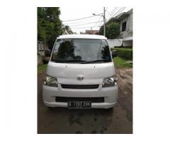 Daihatsu Granmax 1,3 D 2012 putih ors