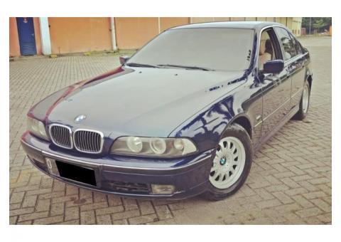 BMW 528i E39 1997 triptonik antik Body, Interior orsinil