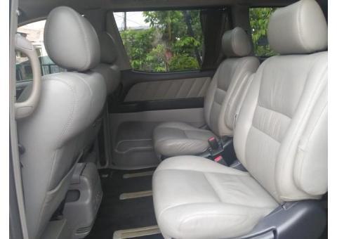 Premium Alphard thn 2004 km 70 rb aseliiii !!! siap pakai mudik.
