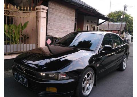 Mitsubishi galant matic thn 2005 mobil murah meriah