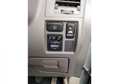 Toyota rush 2008 type S manual