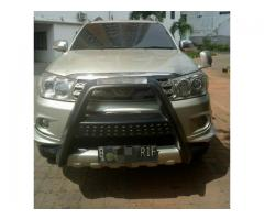 Over Kredit Toyota Fortuner A/T 2.5 Diesel 2011 Silver