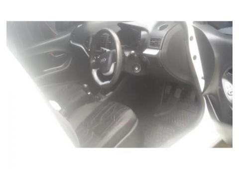 Kia New Picanto 1.2L 2013 manual warna Putih tgn 1